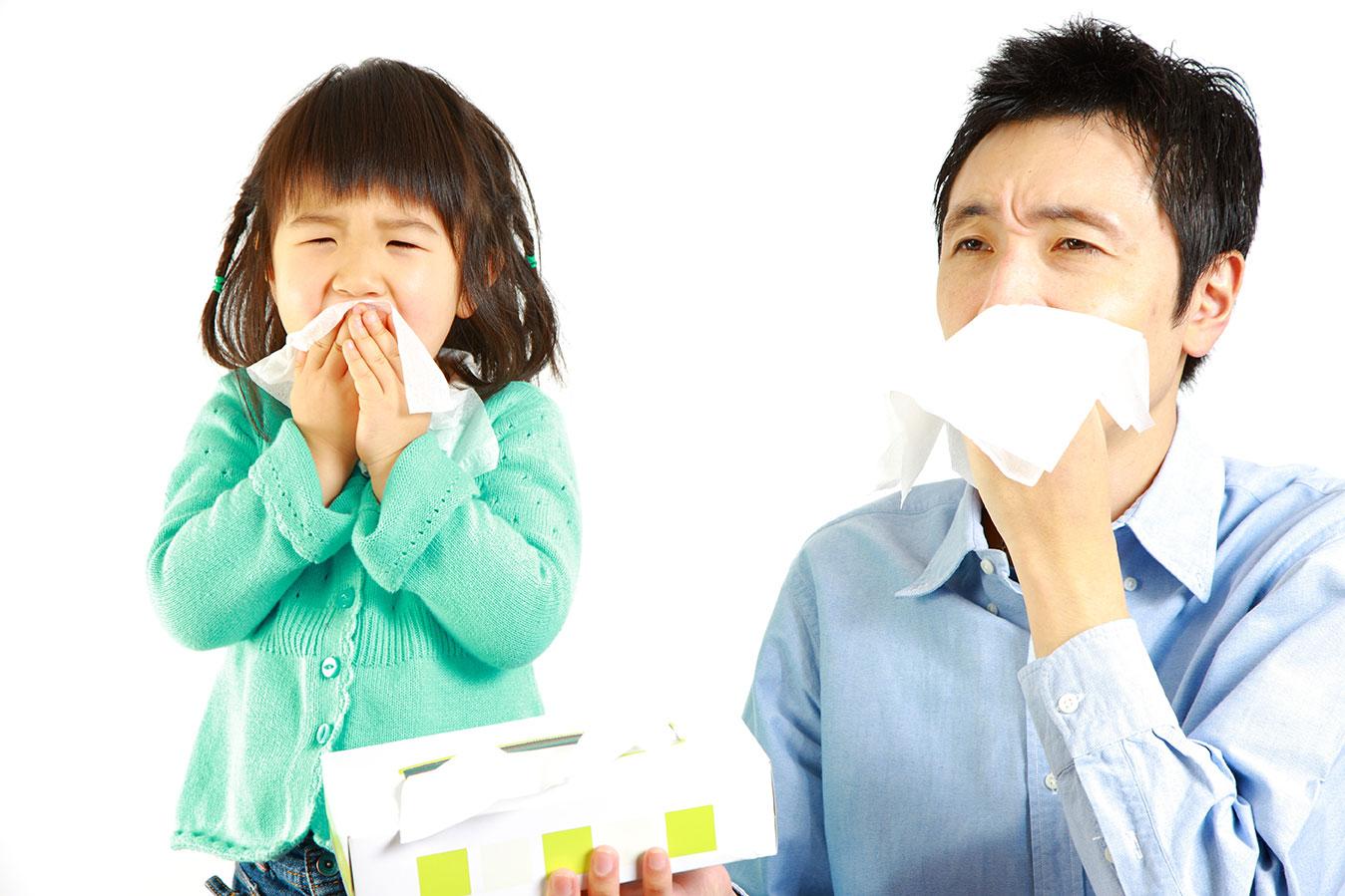 鼻炎の症状