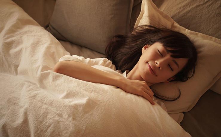 サリールを効果的に使って安眠